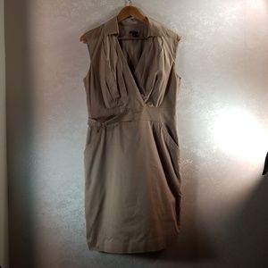 Ann Taylor dress fully lined, quality size 10